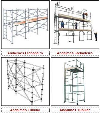 modelos de andaimes