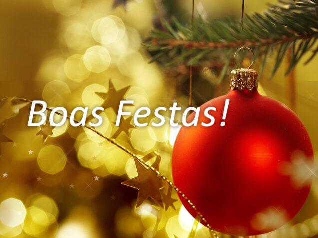 ALG deseja a todos um ótimo Natal