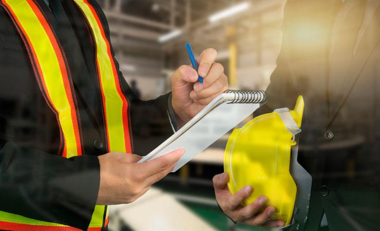 O que fazer em caso de acidente de trabalho