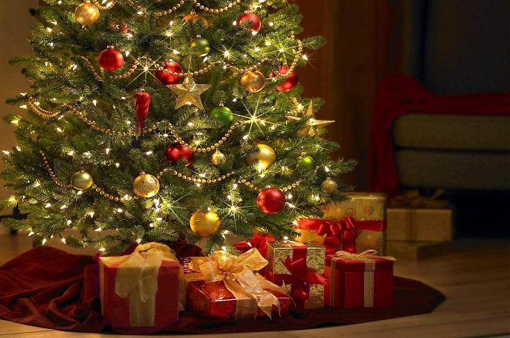 Feliz Natal Alg Andaimes